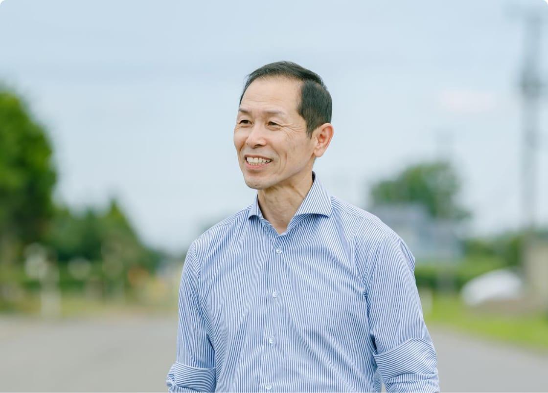 事務局長 田伏 清巳